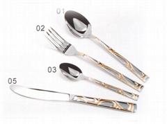 High Grade Stainless Steel Tableware
