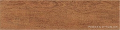 150*600mm Naturally wooden finished floor tiles,Indoor porcelain tiles