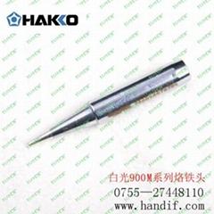 日本原装白光HAKKO 900M-T-0.8D烙铁头
