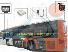邦為科技公交車倒車雷達B0216