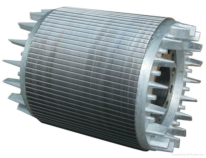 Electric motor rotor stator yongrong china manufacturer for Chinese electric motor manufacturers