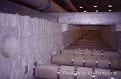 高溫窯爐工業爐耐火保溫節能陶瓷纖維組合塊