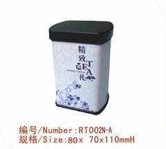 茶葉鐵盒包裝