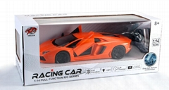 2014 New Products 1:14 RC Remote Control Car 8802E