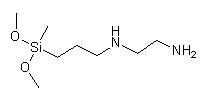 N-Aminoethylaminopropylmethyldimethoxysilane 3069-29-2 KBM-602