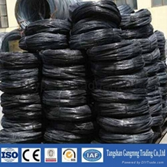 SAE 1008 black annealed iron wire