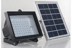 High brightness 80LED solar floodlights cast light lawn lamp lighting lamp signs