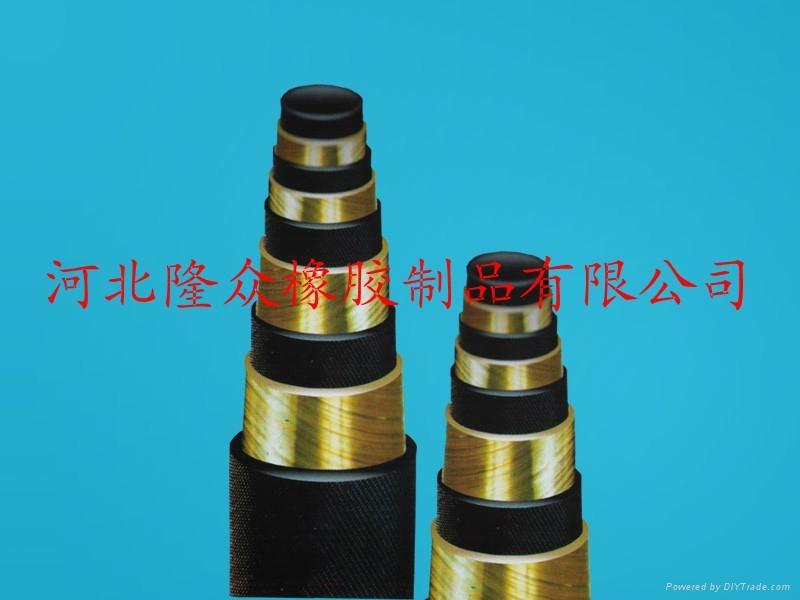 高压钢丝缠绕胶管 1