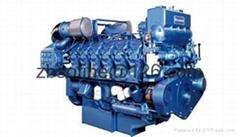 2400PS MARINE DIESEL ENGINE weichai CW16V200ZC