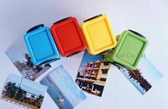 多色塑料迷你收納盒