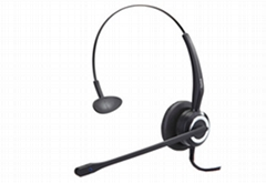 Yeatek 3320 monoural noise cancelling call center headset for sale
