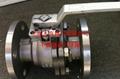 不鏽鋼進口法蘭球閥Q41F-1