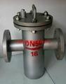 不鏽鋼藍式過濾器SRBA-16