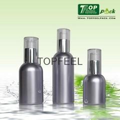 2014 China Wonderful Heterotype PP Airless Bottle 15ml 30ml 50ml Packaging