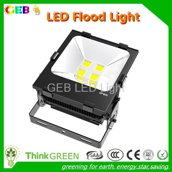 Best Price 50W LED Flood Light IP65 120lm/W Reflector LED Lamp 3