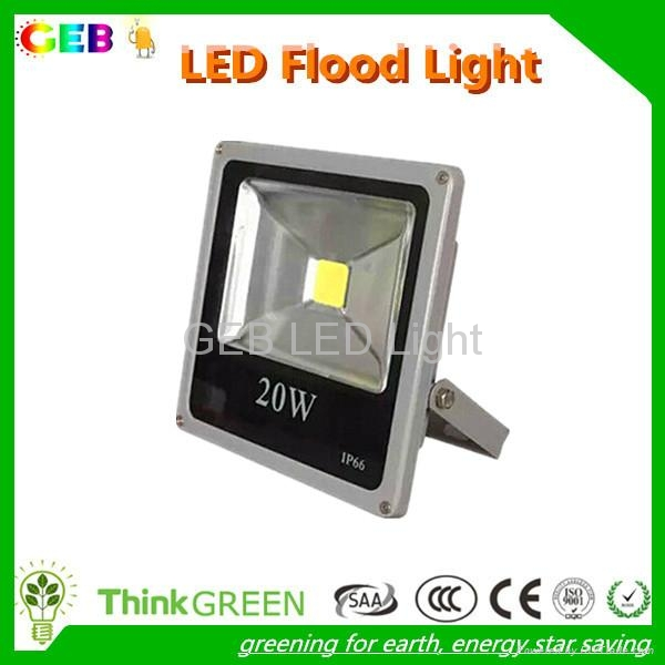 Waterproof LED 50W Floodlight  IP65 Outdoor Wall Lamp Reflector LED Lighting 2