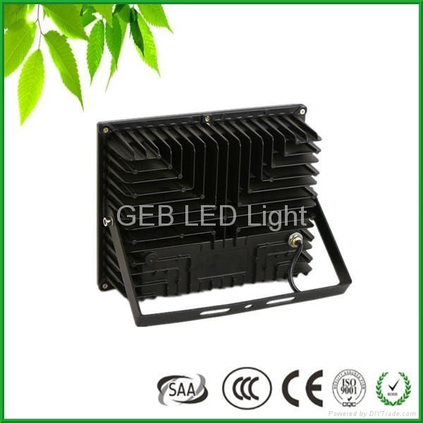 High Power Low Price 50W LED Flood Light IP65 Outdoor LED Spotlight 4