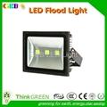 Hot Sale LED 100W Flood Light Epistar Chip CE Rohs Christmas Lights 2