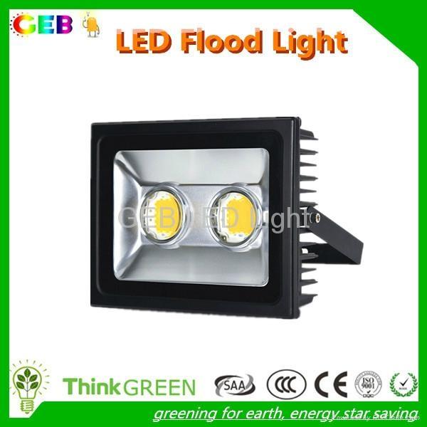 Hot Sale LED 100W Flood Light Epistar Chip CE Rohs Christmas Lights 1