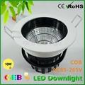 CE ROHS 5W7W 10W 12W 18W COB LED