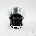 CE ROHS 5W 10W 15W 20W COB LED Downlight  Recessed Fixture Lights CE RoHS 3