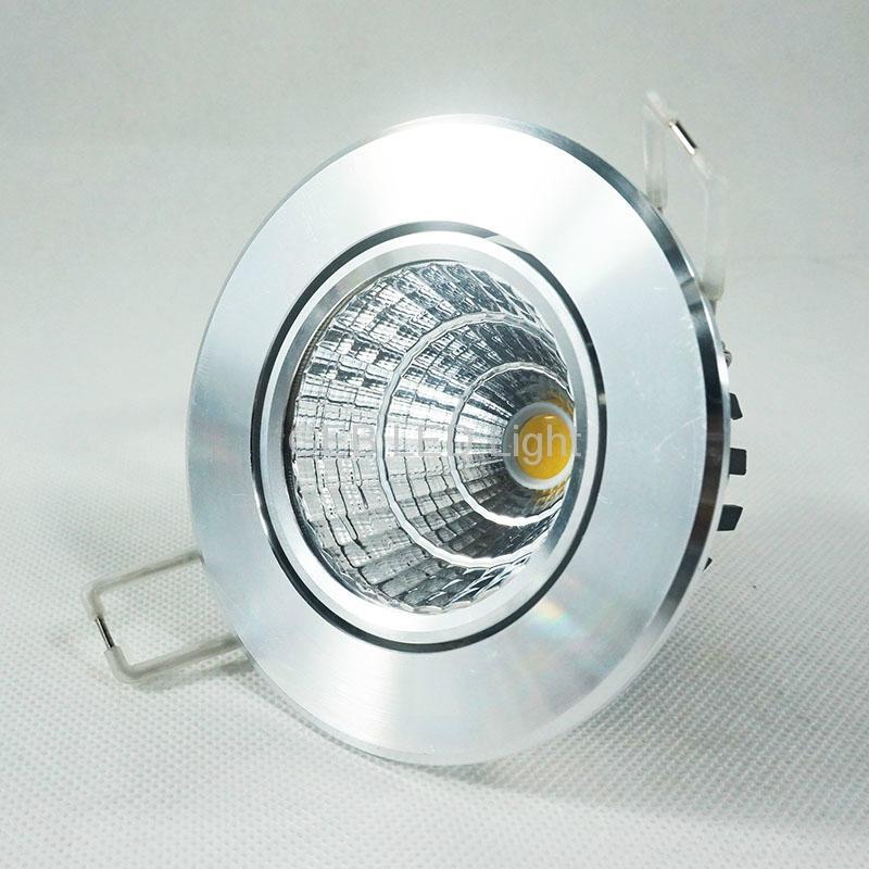 CE ROHS 5W 10W 15W 20W COB LED Downlight  Recessed Fixture Lights CE RoHS 4
