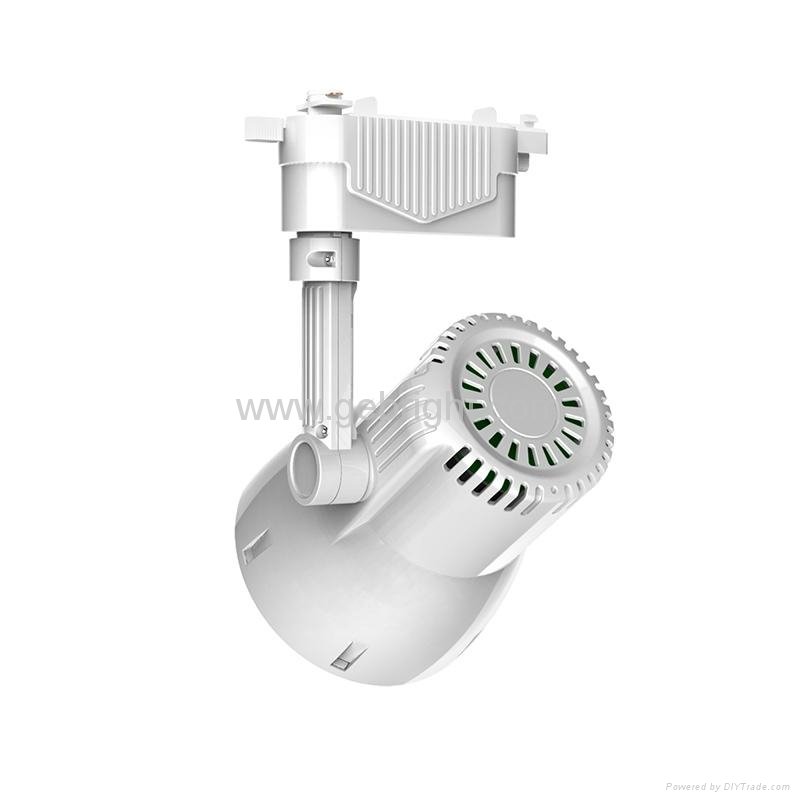 Simple Aesthetic Streamline Design- 30W COB LED Track Light 4