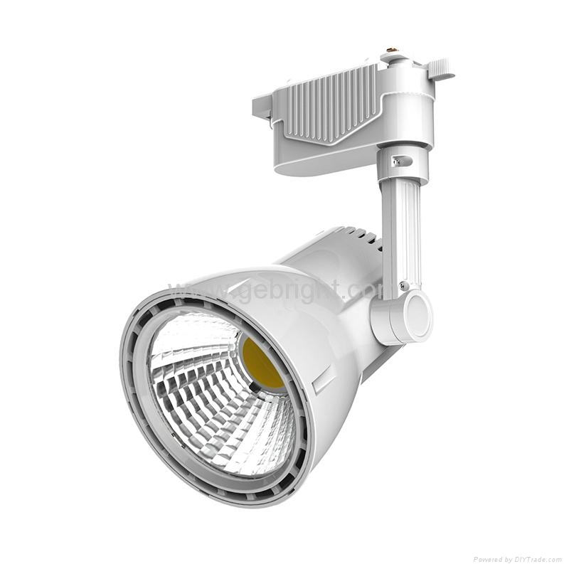 Simple Aesthetic Streamline Design- 30W COB LED Track Light 5
