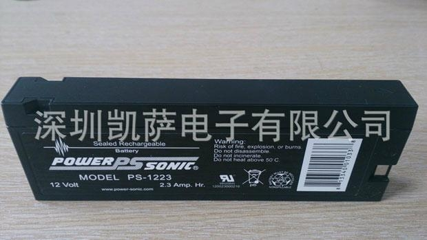 Power-Sonic PS-1223鉛酸電池 原廠正品供應 2