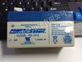 原廠直供Power-Sonic PS-1212免維護鉛酸電池 4