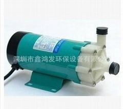 深圳耐腐蝕耐酸碱磁力泵
