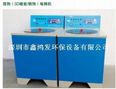 供应3D硬金电铸设备