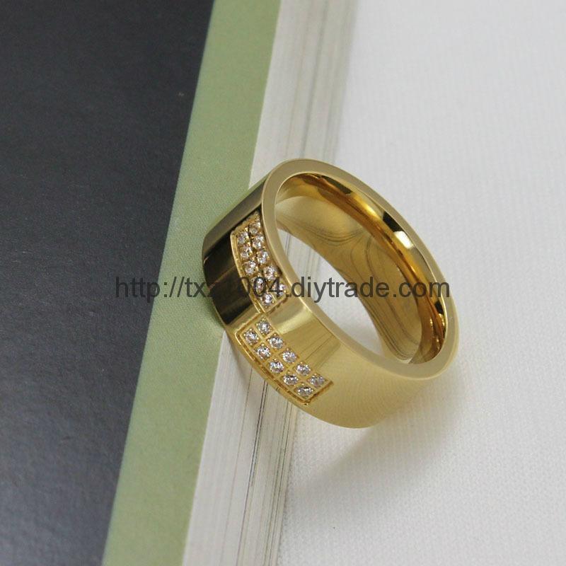 不鏽鋼戒指 3