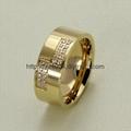 不鏽鋼戒指 2