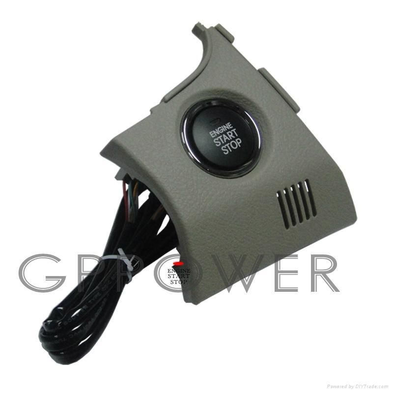 RFID Intelligent Alarm Systems For Car Toyota Carolla 1