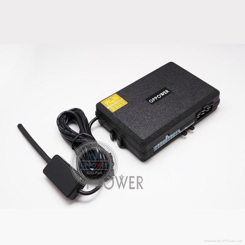 RFID Intelligent Alarm Systems For Car Toyota Carolla 4