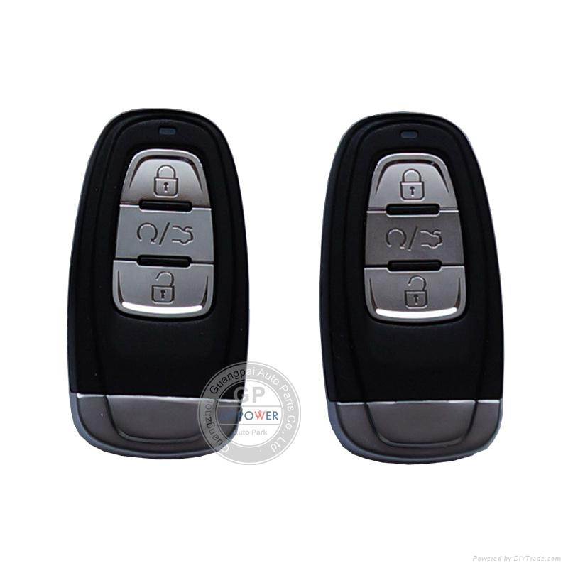Hot Sale Intelligent Alarm Systems For Buick Excelle Keyless entry car 1