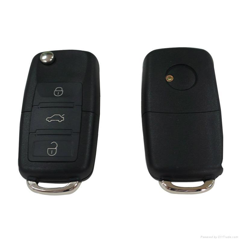 Auto One Way Car Smart Key System For Volkswagen Passat 2