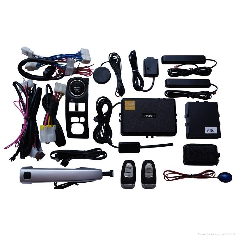 Auto Smart Key Systems For Car Subaru Forester 2