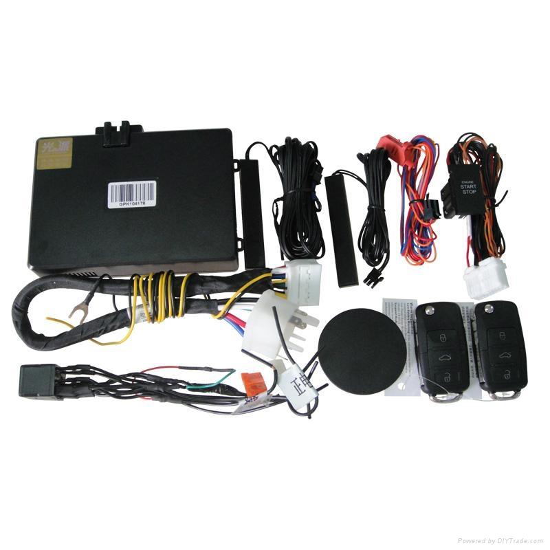 Best sale Smart Key Systems For Car Volkswagen Sagitar 3