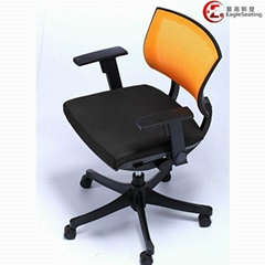 1001F-2 Low back typist chairs,swivel office chair