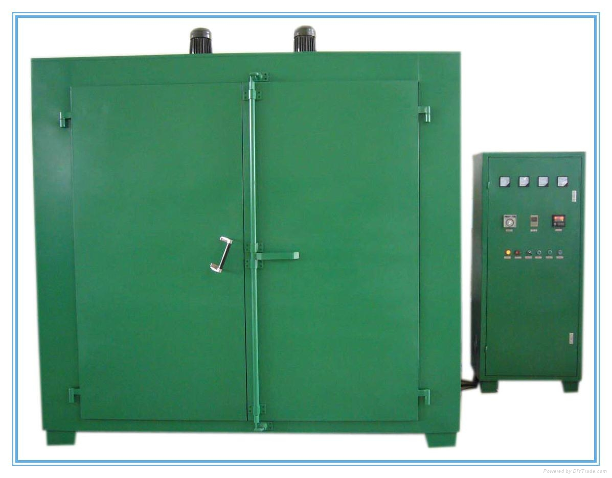 HF Large chamber Curing Oven with Low Price 1