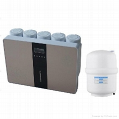 Five Stages Smell Rust Removal RO Filter Sterilization Peculiar Household