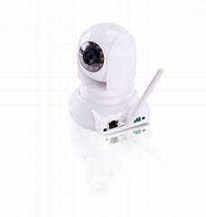 Rocam NC500 720P High definition Dome Baby Monitor Night vision IP Camera