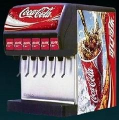 可口可乐现调机
