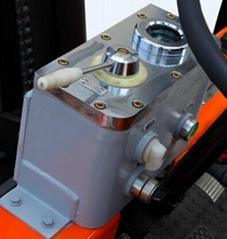 防爆蓄电池平衡重式叉车