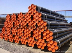c250/350 ERW pipe/ ERW steel pipe for structural steel hollow sections