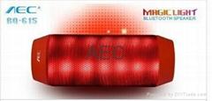 LED炫彩多功能藍牙音箱