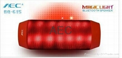 LED multifunctional Bluetooth speakers