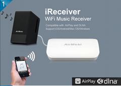 wireless audio receiver  wifi music receiver